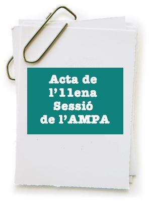 acta 11 sessió