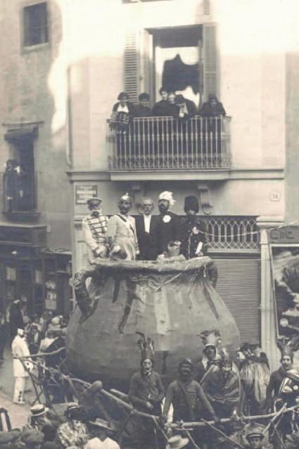 Carnestoltes 1915
