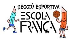 La Secció Esportiva la formen els professors d'educació física i l'AMPA de l'Escola