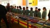 03 sant jordi França 2012, parada, ampa, llibres, roses, llibre doc