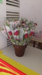04 sant jordi França 2012, parada, ampa, llibres, roses, llibre doc