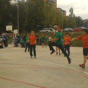 partit handbol