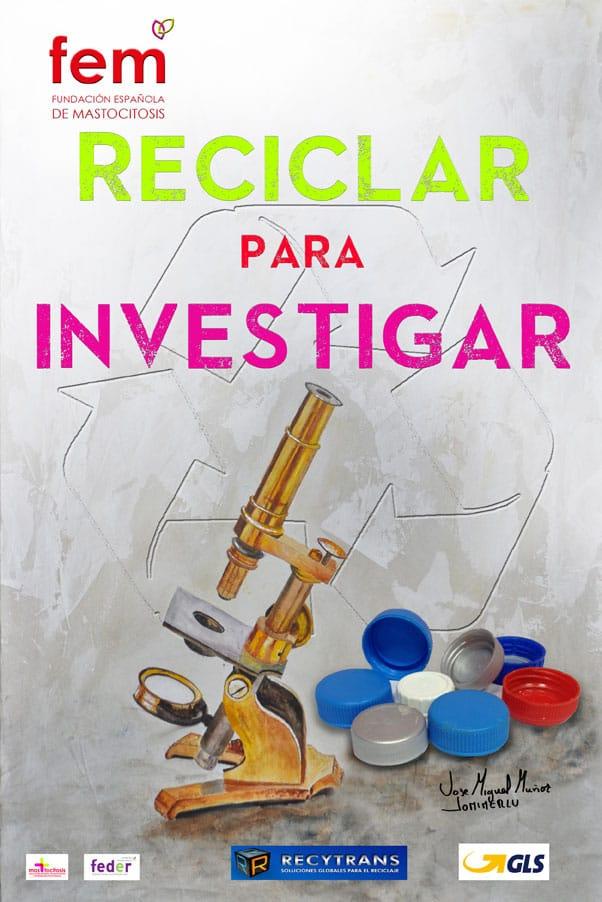Reciclar para investigar